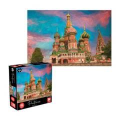 Toyng - Rompecabezas 1.000 Pzs Pintura - Moscú