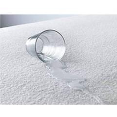 HOGARETO - Protector colchón impermeable cama queen