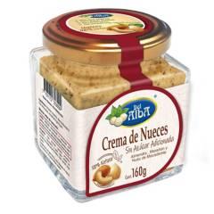 Del Alba - Crema de nueces x 160g
