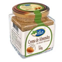 Del Alba - Crema de almendra x 160g