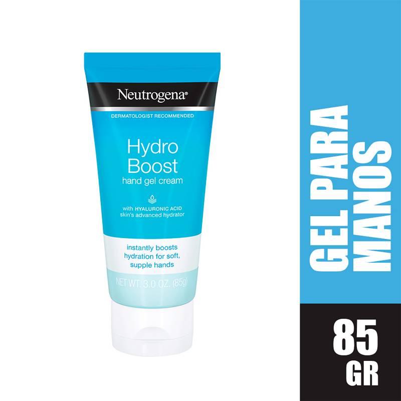 Neutrogena - Gel Hidratante Para Manos Neutrogena Hydro Boost x 85 g