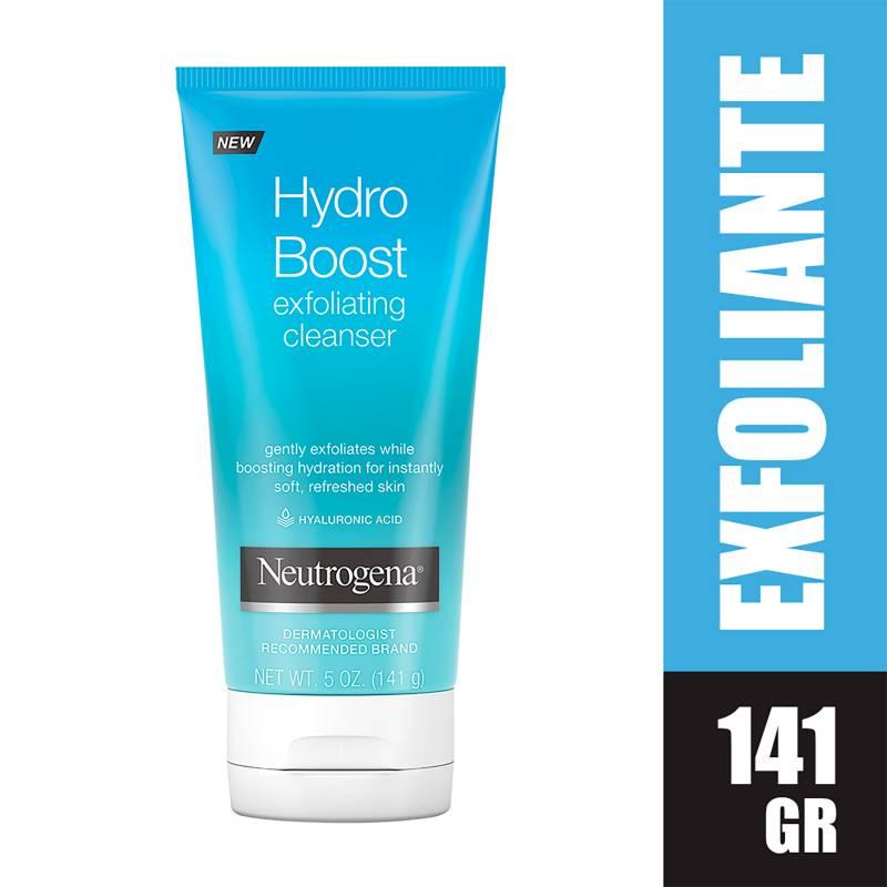 Neutrogena - Exfoliante Neutrogena Hydro Boost x 141 g