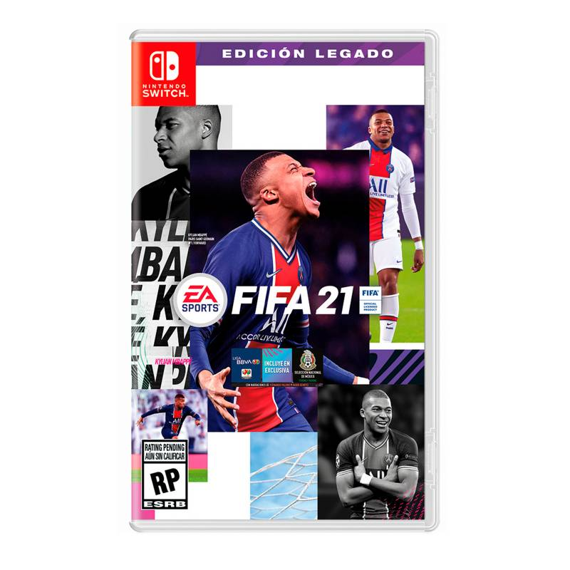 Nintendo - Fifa 2021 Fifa Legacy Nintendo