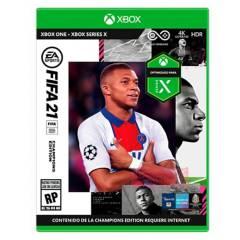 Xbox - Fifa 2021 Deluxe Xbox One