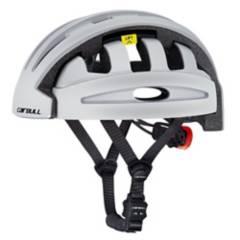 VZ - Casco plegable bicicleta, scooter, cairbull plata