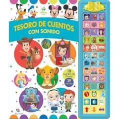 Phoenix - Disney Baby  Tesoro De Cuentos Con Soni