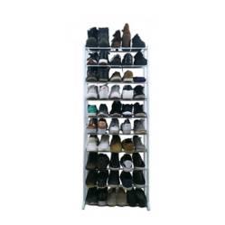 INDUHOGAR - Zapatera organizador de zapatos para 25 pares