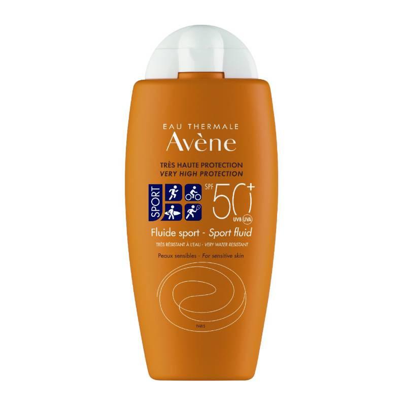 Avene - Avene solar ln fluido sport spf 50+ 100 ml