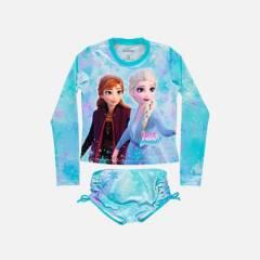 Disney - Conjunto Baño Niña Frozen