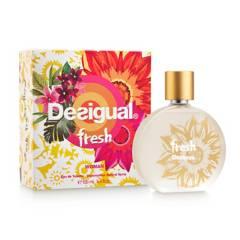 Desigual - Perfume Desigual Fresh Mujer 100 ml EDT