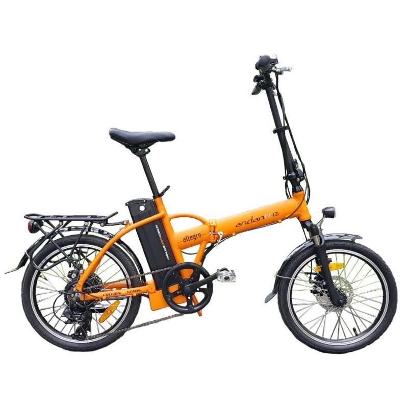Andantte - Bicicleta Eléctrica Allegro 350w 2020