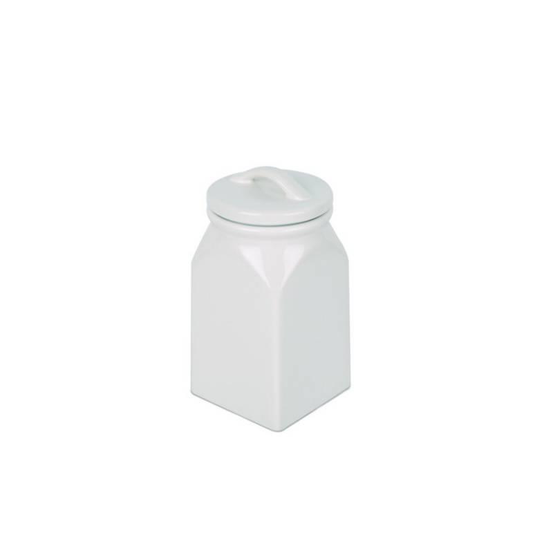 Ambiente Gourmet - Recipiente ceramica cuadrado 19cm