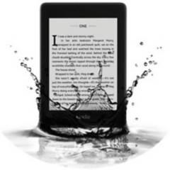 Amazon - Libro Electronico Amazon Kindle Paperwithe 8GB Neg