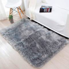 My Home Store - Tapete Mink Gris Rectangular