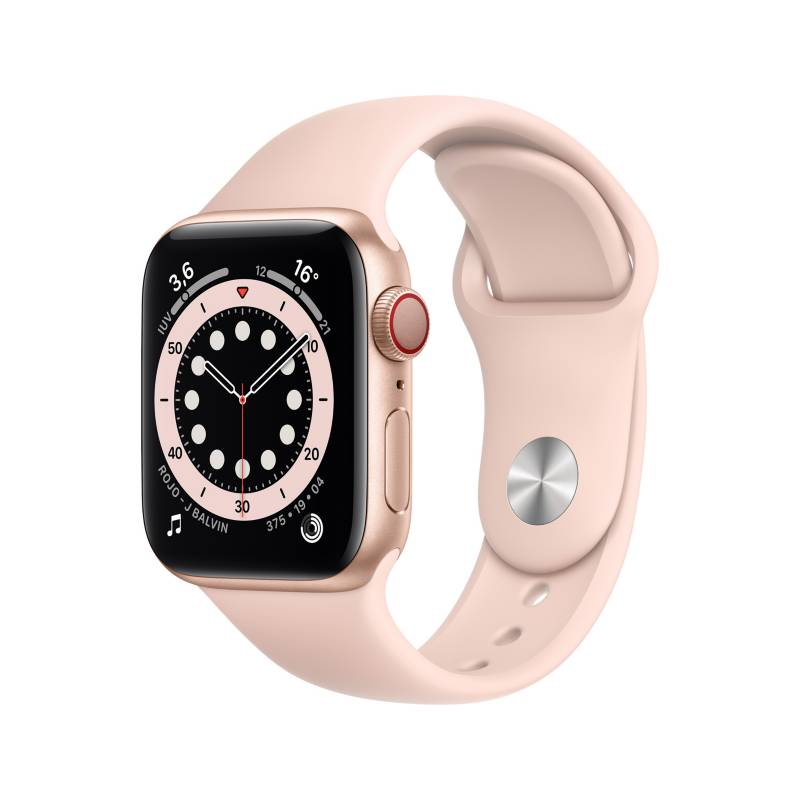 Apple - AppleWatch Series6 (GPS+Cellular) 40mm
