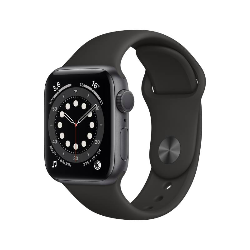 Apple - Apple Watch Series 6 (GPS) 40 mm