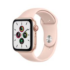 Apple - Apple Watch SE (GPS + Cellular) 40 mm