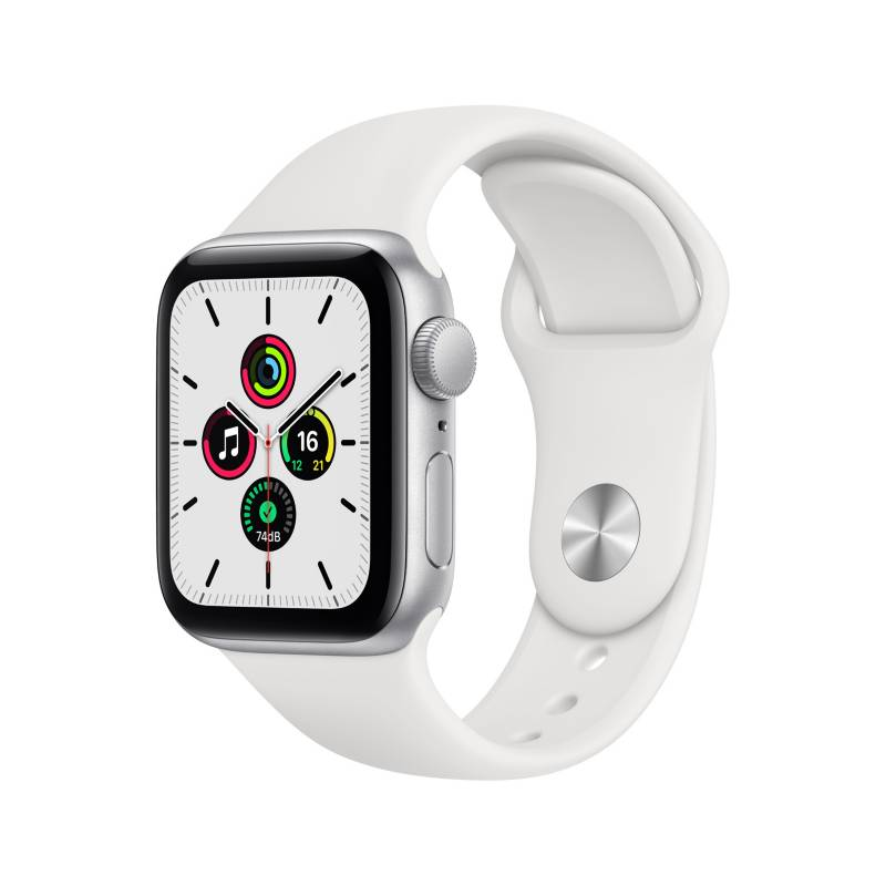 Apple - AppleWatch SE (GPS) 40mm