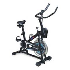 Home Sale - Bicicleta Spinning Con Monitor Frecuencia Cardiaca
