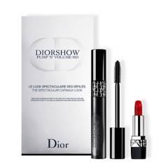 Dior - Pestañinas Giftset Diorshow Pump N Volume