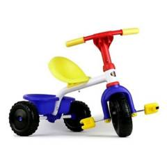 BOY TOYS - Triciclo metálico niño marca boy toys