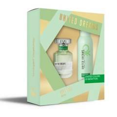Benetton - Perfume Benetton United Dreams Live Free Mujer 50 ml EDT