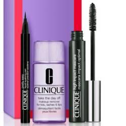 Clinique - Set de Maquillaje High Impact Favourites