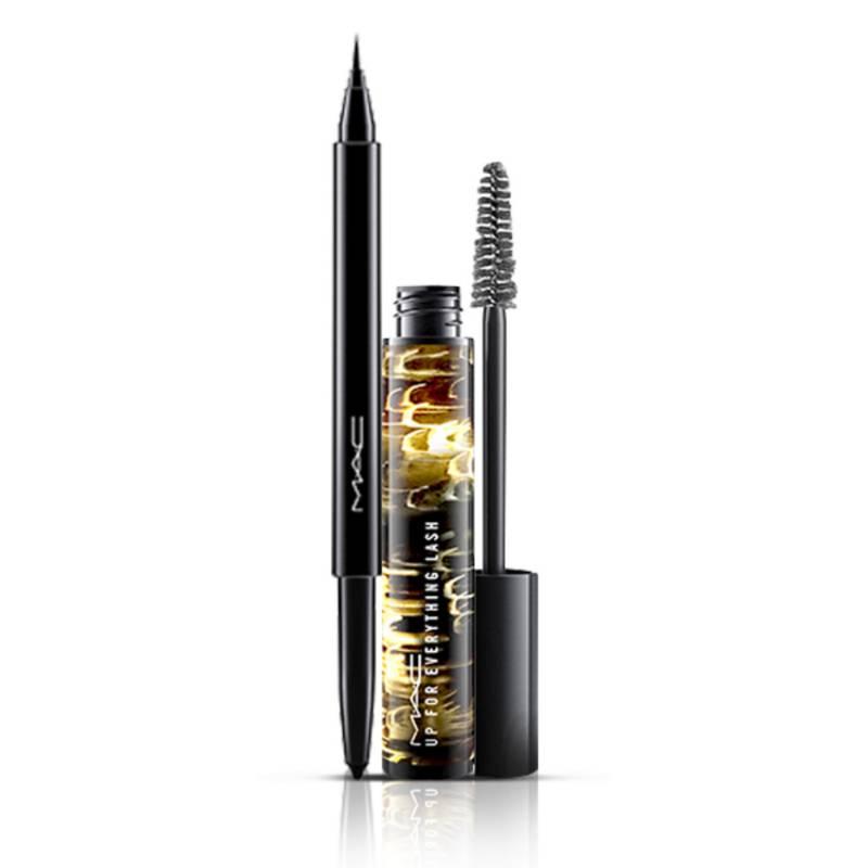 MAC Cosmetics - Set de Maquillaje Kit Limited Duo: Pestañina + Delineador