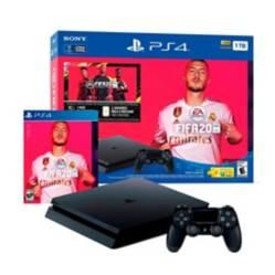 Sony - Consola ps4 slim 1tb + fifa 20