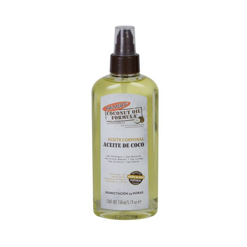 PALMERS - aceite humectante coco (150ml)