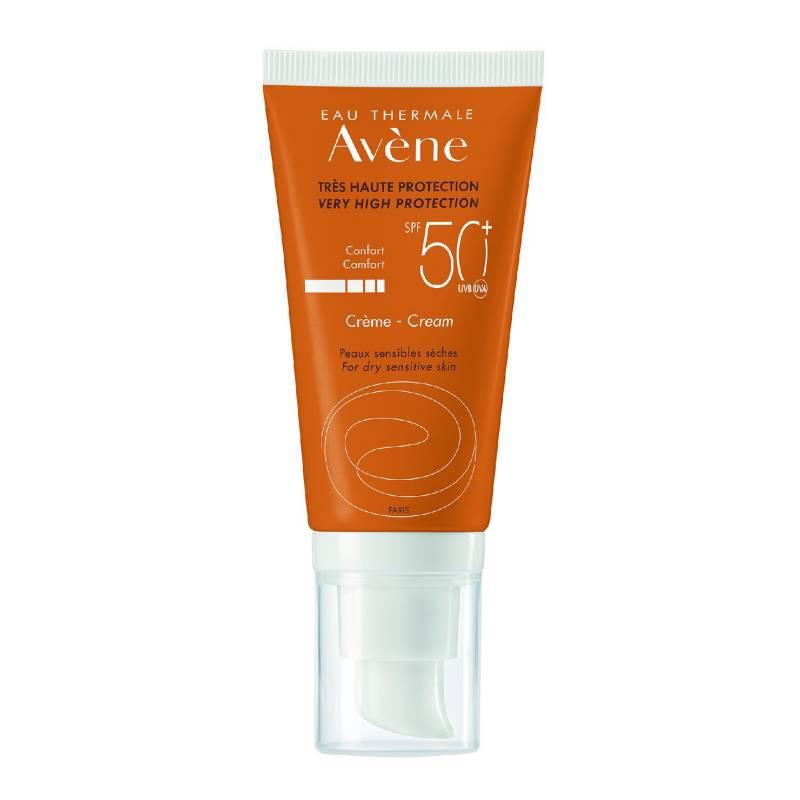 Avene -  protector solar ln crema spf 50+ 50 ml