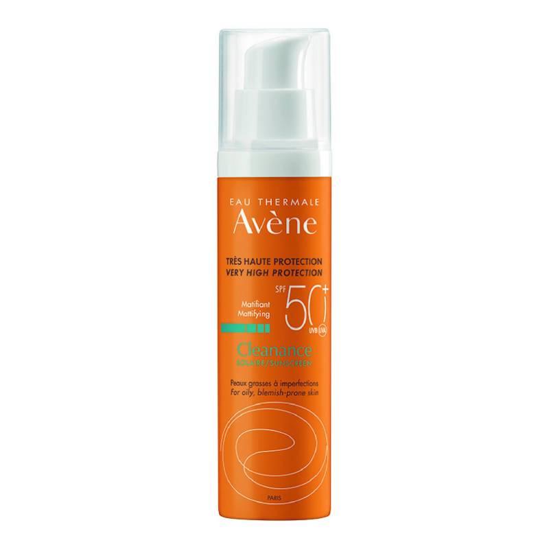 Avene -  protector solar ln cleanance spf 50+ 50 ml