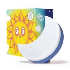LIFESMART - Lámpara luz led de noche para niños(as) bebés