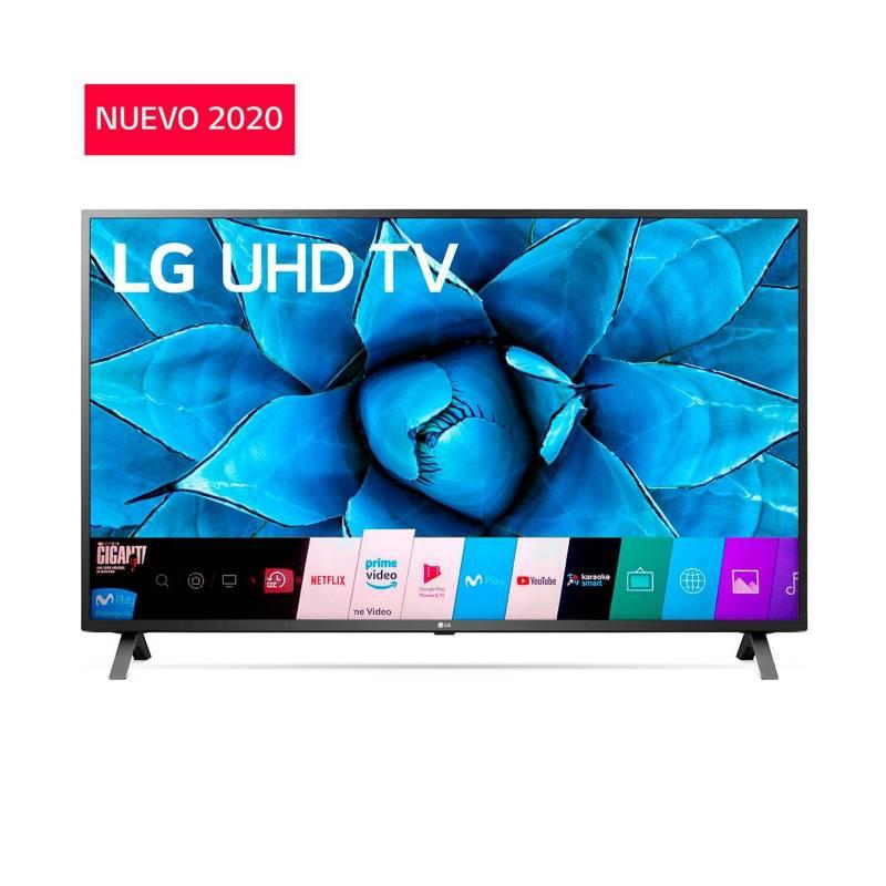 LG - Televisor LG 50 Pulgadas LED UHD 4K 50UN7310 Negro