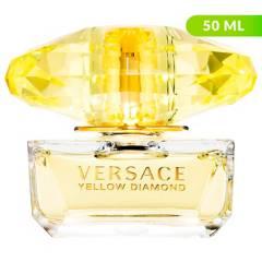 Versace - Perfume Vesace Yellow Diamond Mujer 50 ml EDT