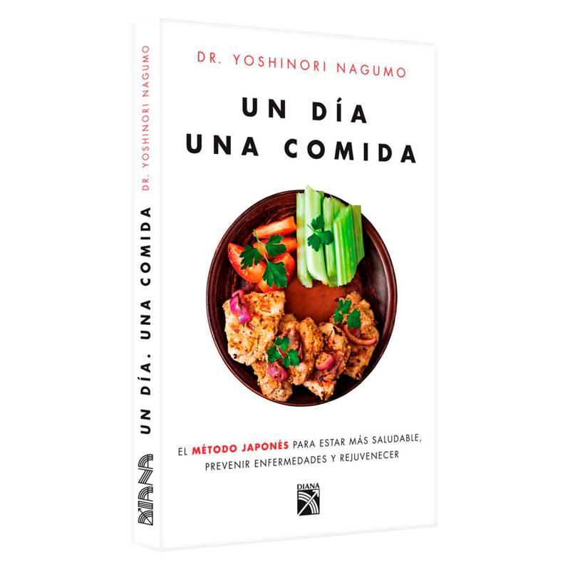 Editorial Planeta - Un día una comida