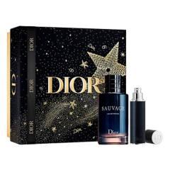 Dior - Set de Perfume Dior 2 Piezas-  Sauvage Eau De Parfum Hombre