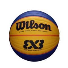 WILSON - balón de baloncesto fiba ¿¿3x3 rubber game