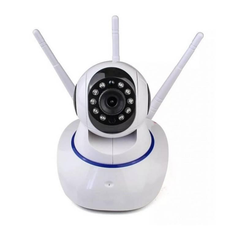 GENERICA - Cámara de seguridad 3 antenas ir -wifi Smart