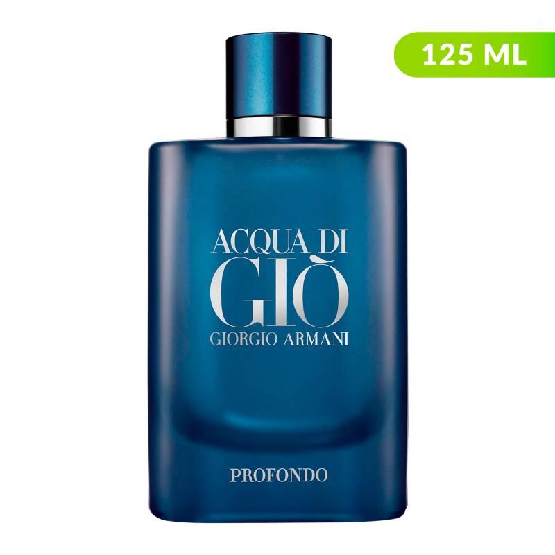 Armani - Perfume Giorgio Armani Acqua Di Gio Profondo Hombre  125 ml EDP
