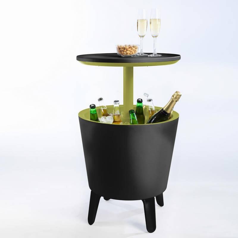 Keter - Bar Refrigerante Gris Verde