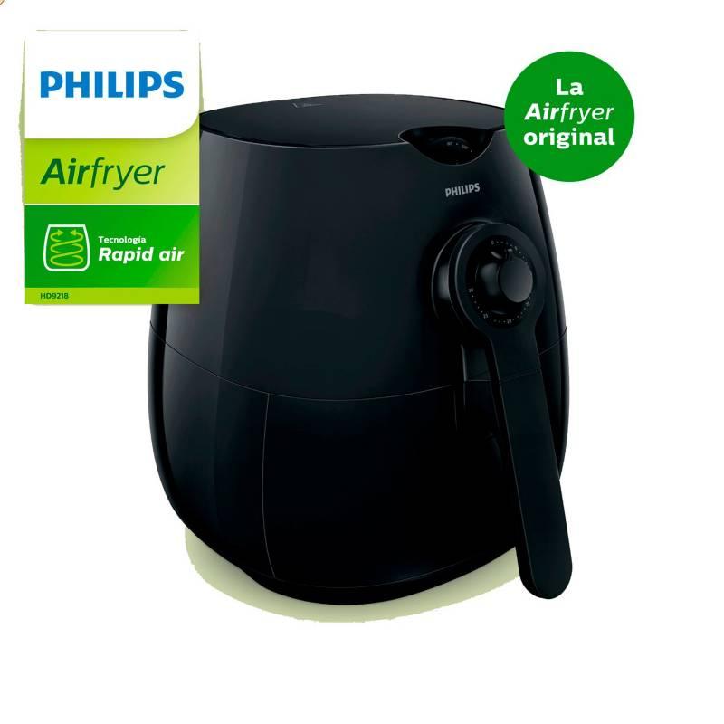 Philips - Freidora de Aire Philips Rapid Air 2.5 lt