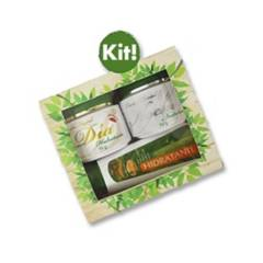 PRODUCTOS VIDA - Kit facial con mascarilla de barro organico