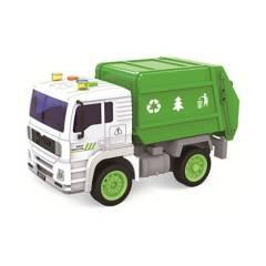 Toyng - Camion Esc. 1:16 Fricc. C/Luz Y Sonido Recolector Basura