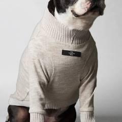 THE STRIPED DOG - suéter para mascotas charles talla xs