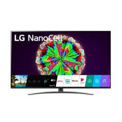 LG - Televisor LG 55 pulgadas LED NanoCell 4K Ultra HD Smart TV