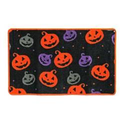 Cuperz - Tapete Halloween Calabazas 50 x 80 cm