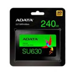 Adata - Disco de estado solido ssd 240gb adata 3d sata 2.5