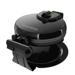 Black&Decker - Wafflera giratoria 800 w | wm1000b