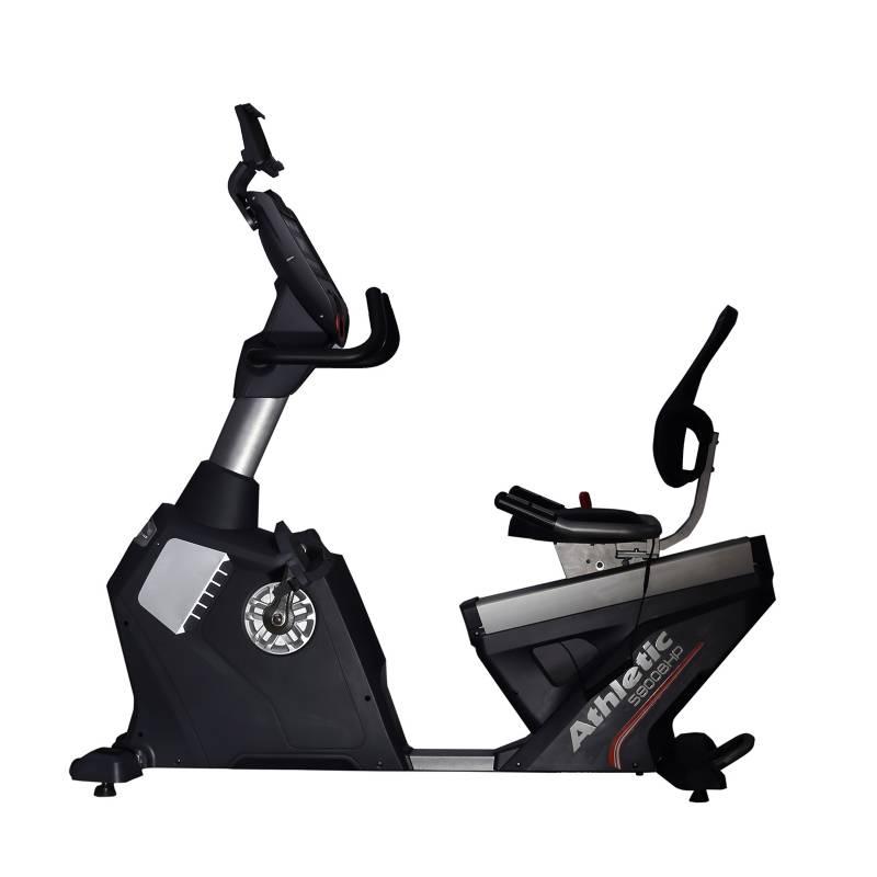 Athletic - Bicicleta Estática Recumbent Athletic 5900 BHP
